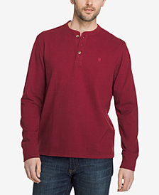 G.H. Bass & Co. Men's Henley
