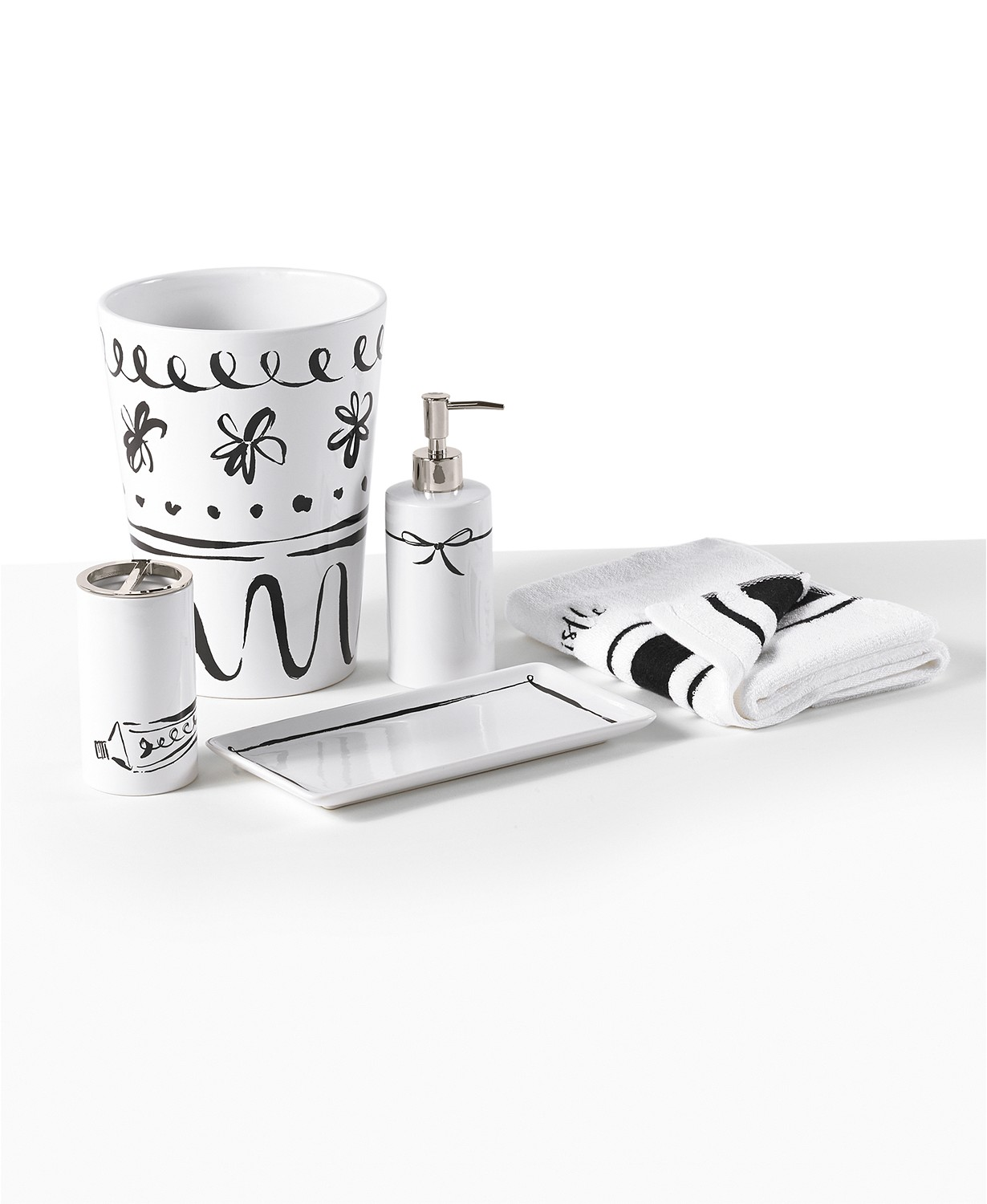 Daisy Place Bath Accessories Kate Spade New York
