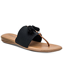 Andre Assous Nancy Thong Sandals