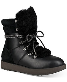 UGG® Women's Viki Waterproof Cold-Weather Boots