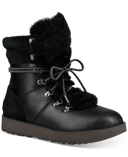 f5a168f41fd UGG® Women's Viki Waterproof Cold-Weather Boots & Reviews ...