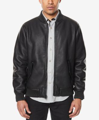 Craftsman men's hooded bomber jacket