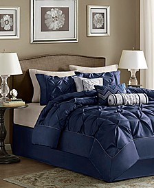 Wilma 7-Pc. California King Comforter Set