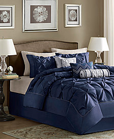 Madison Park Laurel 7-Pc. King Comforter Set