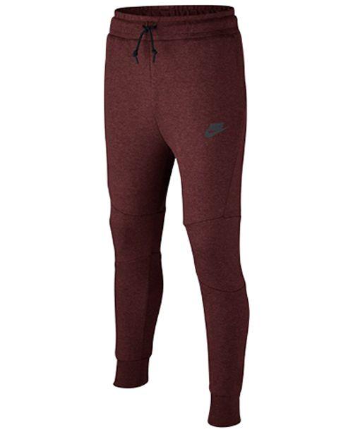 72943876b8e Nike Big Boys Sportswear Tech Fleece Pants & Reviews - Leggings ...