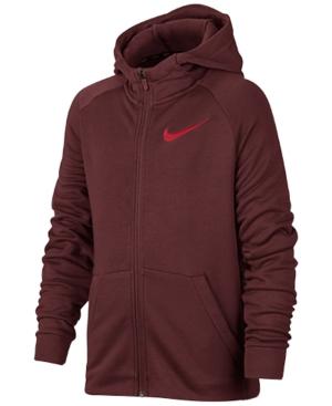 Nike Dri-fit Zip-Up Hoodie,...