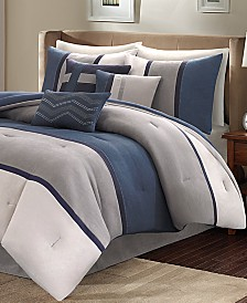Madison Park Palisades 7-Pc. California King Comforter Set