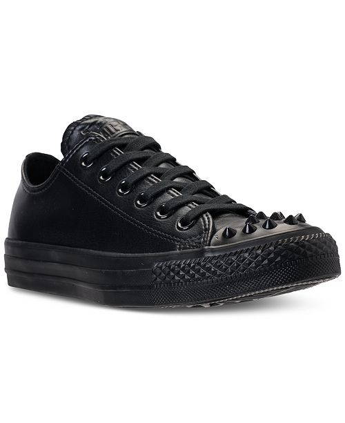 Converse Women s Chuck Taylor Ox Stud Casual Sneakers from Finish ... 4ff931d2f