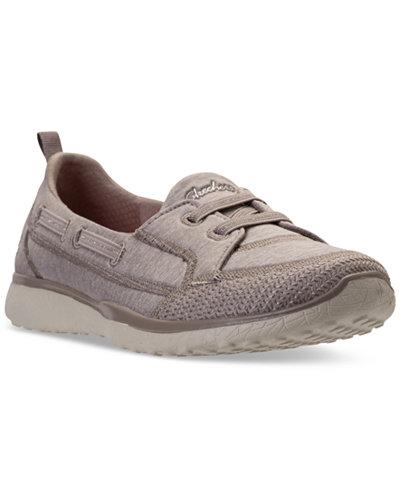 Skechers Women's Microburst - Topnotch Casual Walking Sneakers from Finish Line