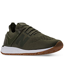 New Balance Women's 247 Deconstructed Casual Sneakers from Finish Line