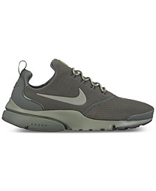 Nike Men's Air Presto Fly Running Sneakers from Finish Line