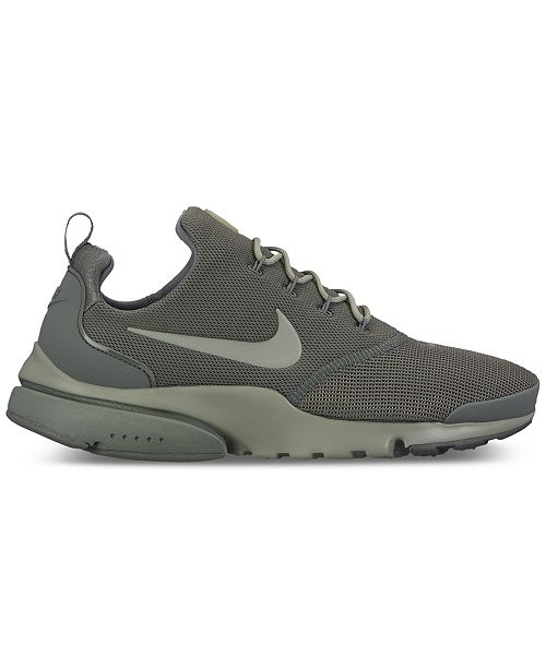 d94cb12debcd Nike Men s Air Presto Fly Running Sneakers from Finish Line ...