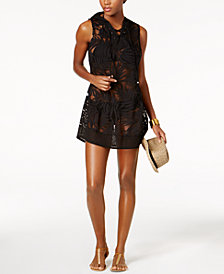 Dotti Palm Springs Hoodie Dress Cover-Up