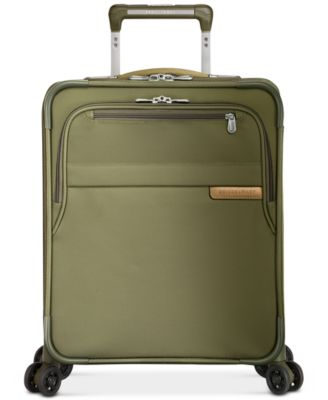 "Baseline 21"" International Carry-On Spinner Suitcase"