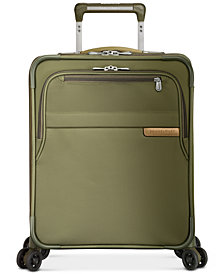 "Briggs & Riley Baseline 21"" International Carry-On Spinner Suitcase"