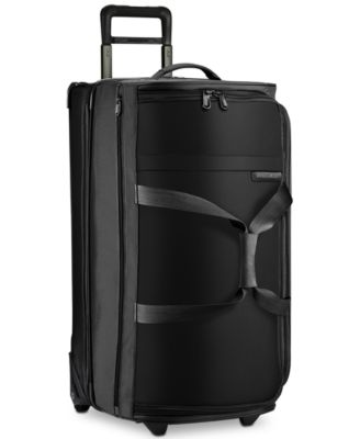 "29"" Large Upright Wheeled Duffel Bag"