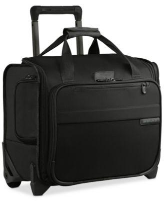 Baseline Wheeled Cabin Bag