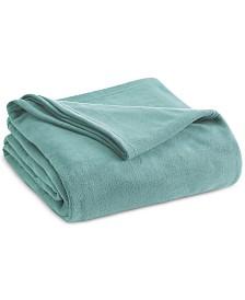 Vellux Brushed Microfleece Twin Blanket