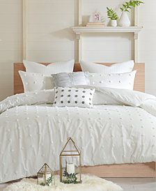 Urban Habitat Brooklyn Cotton 5-Pc. Twin/Twin XL Comforter Set
