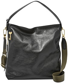 Maya Pebble Leather Hobo