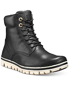 Timberland Women's Brookton Lace-Up Boots, Created For Macy's