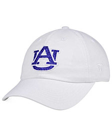 Top of the World Women's Auburn Tigers White Glimmer Cap