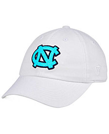 Top of the World Women's North Carolina Tar Heels White Glimmer Cap