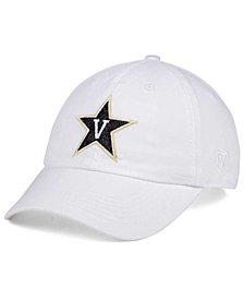 Top of the World Women's Vanderbilt Commodores White Glimmer Cap