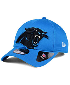 New Era Women's Carolina Panthers Glitter Glam 9TWENTY Strapback Cap