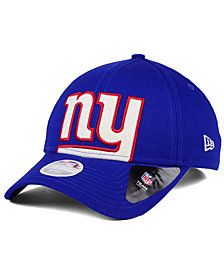 New Era Women's New York Giants Glitter Glam 9TWENTY Strapback Cap