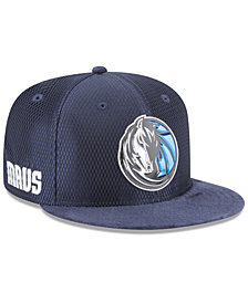 New Era Dallas Mavericks On Court Reverse 9FIFTY Snapback Cap