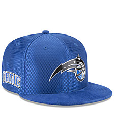 New Era Orlando Magic On Court Reverse 9FIFTY Snapback Cap