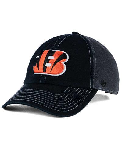 '47 Brand Cincinnati Bengals Transistor CLEAN UP Cap