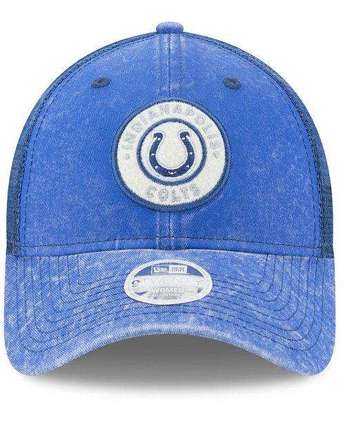 ffb8e13d9da New Era. Women s Indianapolis Colts Perfect Patch 9TWENTY Snapback Cap. Be  the first to Write a Review. main image  main image  main image ...