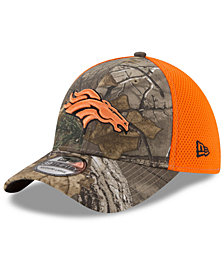 New Era Denver Broncos Realtree Hunter Neo 39THIRTY Cap