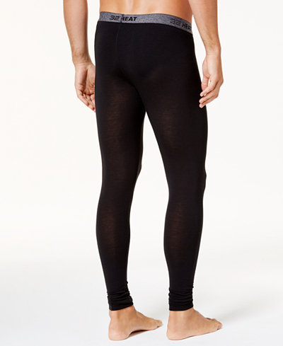 32 Degrees Men's Base-Layer Leggings