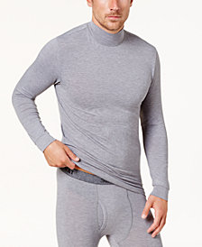 32 Degrees Men's Base Layer Mock Turtleneck Shirt