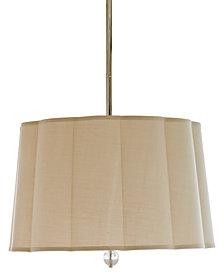 Regina Andrew Design Scalloped Large Pendant