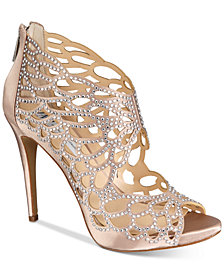 I.N.C. Sarane Evening Sandals, Created for Macy's