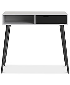 Sorena Desk with Drawer, Quick Ship