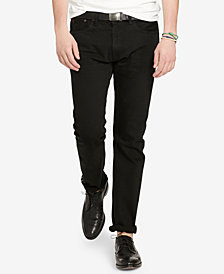 Polo Ralph Lauren Men's Hampton Straight-Fit Jeans