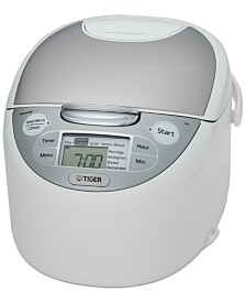 Tiger Micom 10-Cup Rice and Multi-Cooker
