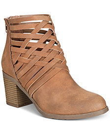 American Rag Varya Ankle Booties, Created for Macy's
