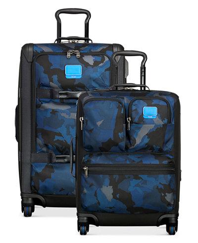 Tumi Alpha Bravo Luggage