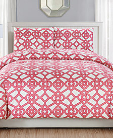 Manton 3-Piece Comforter Sets