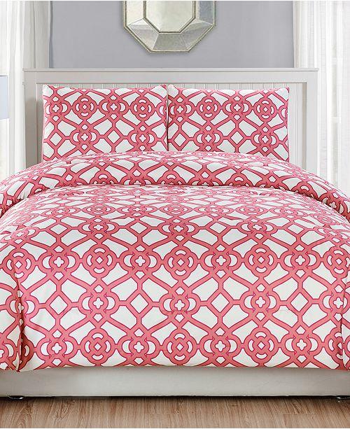 Hallmart Collectibles Manton 3-Pc. Full/Queen Comforter Set