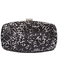 Calvin Klein Sequin Clutch