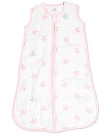 Baby Girls Doll Cotton Printed Sleeping Bag