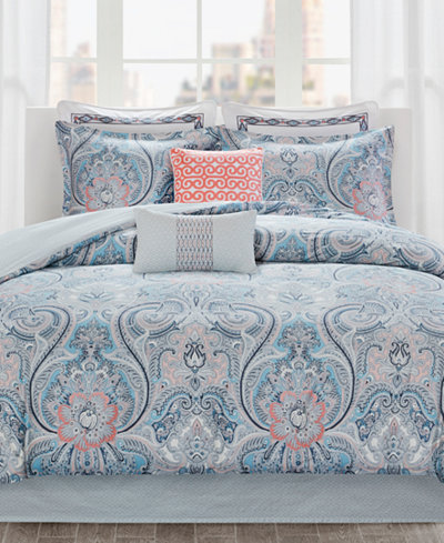 Echo Avalon Duvet Cover Sets - Bedding Collections - Bed & Bath ...