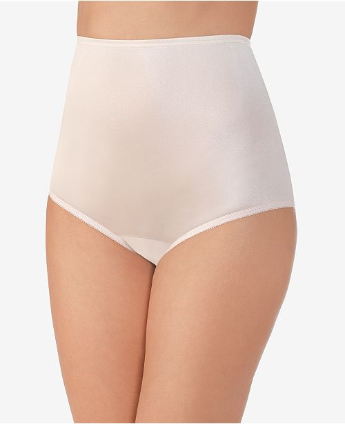 fb2499023cdb73 ... Vanity Fair Perfectly Yours Ravissant Nylon Full Brief 15712, also  available in extended sizes ...